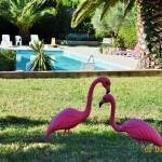 Giardino Villa Les 4 Saisons