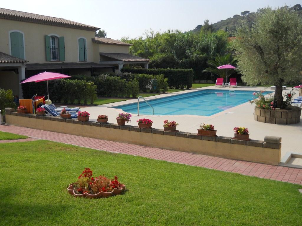 Villa Les 4 Saisons- 4**** Piscina WIFI Parking Terrace